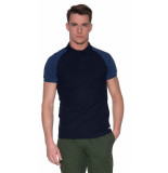 Scotch & Soda Polo met korte mouwen