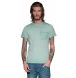 Victim T-shirt met korte mouwen groen