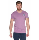 PME Legend T-shirt met korte mouwen rood