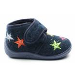 Kipling 217136 pantoffel blauw