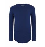 Retour T-shirt ls marvin blauw