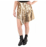 Reinders Reiders skirt sequins goud