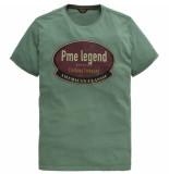 PME Legend Ptss191511 6082 r-neck single jersey jasper groen