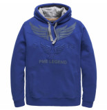 PME Legend Psw191403 5089 hooded brushed sweater surf the web wit