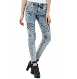 G-Star 5620 custom mid skinny lt aged denim