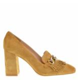 Evaluna Pumps high heels beige