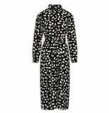 Sisters Point Maxi jurk eron /wit zwart