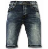 Black Ace Basic korte broek heren blauw