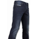 Orginal Ado Exclusive basic jeans blauw