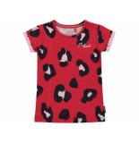 Quapi Shirt korte mouw sissy rood