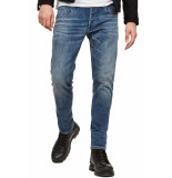 G-Star 3301 slim medium aged denim