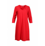 Moscow Dress sp19-18.03 rood