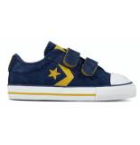 Converse Star player 760035c geel blauw