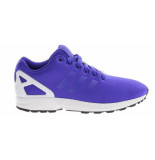 Adidas Zx flux b34508 wit paars
