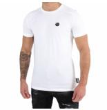 Philipp Plein Statement ss round eck t-shirt wit