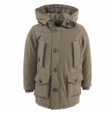 Airforce Kids softshell technical 4 groen