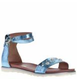 Mjus Dames sandalen blauw