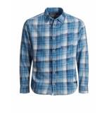 Jack & Jones Knox shirt blauw
