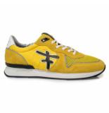 Floris van Bommel Sneaker 16246/04 geel