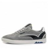 Floris van Bommel Artikelnummer 16342/00 sneaker zwart/wit