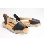 Toni Pons Etna sandalen zwart