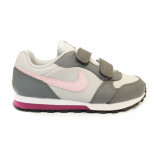 Nike Sneakers md runner 2 kids klittenband grijs