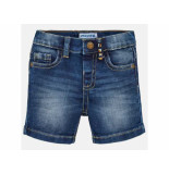 Mayoral Denimshort jogg boys denim blauw