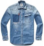 G-Star 3301 slim shirt denim