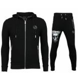 Golden Gate Joggingpak heren goedkoop zwart
