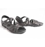 Red Rag 79144-922 sandalen zwart