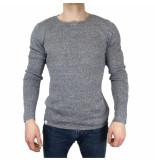 Anerkjendt Nikos knit grijs