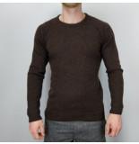 Anerkjendt Theo knit bruin