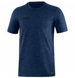 Jako T-shirt premium basics 042823 blauw