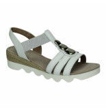 Gabor Slippers sandalen 041361 wit