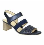 Gabor Slippers sandalen 041364 blauw