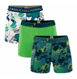 Muchachomalo Boys short 3-pack buggin around