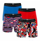 Muchachomalo Men 4-pack shorts genderless