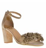 Taft Footwear Sandalen met hak taupe
