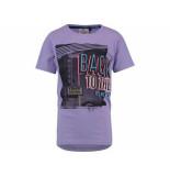Vingino Shirt korte mouw hytem lila paars