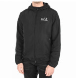 EA7 Bomber jacket zwart
