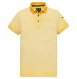 PME Legend Ppss193851 1057 short sleeve polo light pique mimosa geel