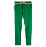 Maison Scotch Tailored sweat pants groen