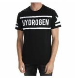 Hydrogen T-shirt zwart