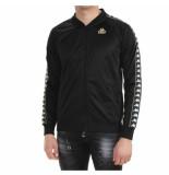Kappa Track jacket zwart