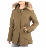 Airforce 2 pocket classic parka groen