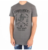 Dsquared2 2 t-shirt grijs