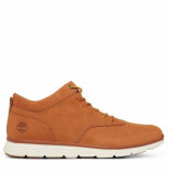 Timberland Mens killington half cab argan oil nubuck bruin