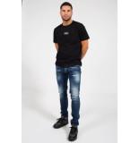 My Brand Studded t-shirt - zwart