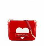 Valentino Valentino coco satchell tas rood