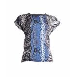 20 TO 20to top art.9156 blue blauw